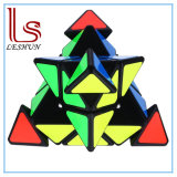 2017 интеллектуальной игрушкой красочные пирамиды Pyraminx Cube частоты вращения коленчатого вала