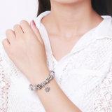 Pendente della farfalla dell'annata & braccialetti & braccialetti dei branelli di vetro per i monili delle donne DIY