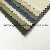 7oz 100% algodão Tecido acetinado Fr retardante de chamas para vestuário FR
