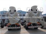 Nuevo precio 2016 de fábrica del carro del mezclador concreto 6cbm de China