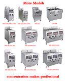 Máquina da frigideira da galinha/moeda de um centavo de Henny/frigideira pressão de Broaster/máquina frigideira da galinha/moeda de um centavo de Henny/frigideira pressão de Broaster/frigideira aberta elétrica inteiramente automática quente da venda