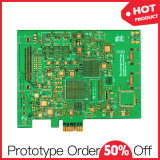 Quick Board Fr4 Single Layer Prototype PCB Board