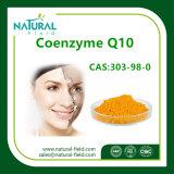 De fabriek levert Coenzyme van 98% Q10, Coenzyme Q10 Poeder