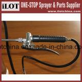Pulvérisateur à haute pression inoxidable de compactage d'Ilot 14L avec l'indicateur de pression