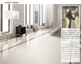 Gris mate el doble de la carga de azulejos de porcelana pulida de 600*600mm del suelo y pared (X6959M)