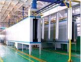 Línea de capa electrostática del polvo del fabricante