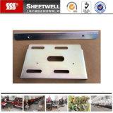 習慣OEMレーザーの切断によって電流を通されるシート・メタルの製造