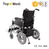 건강 제품 대만 모터 페이지 관제사 Foldable 힘 전자 휠체어 가격