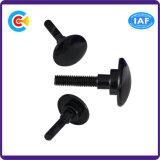 GB/DIN/JIS/ANSI Kohlenstoffstahl/aus rostfreiem Stahl flacher Kopf der nichtstandardisierten Jobstepp-Schraube