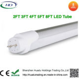 36W 8FT T8 LED de tubo final de luz de tubo