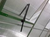 Odシリーズ弓形の小型壁の温室