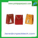 方法かわいいハンドバッグのギフトはキャンデーチョコレートお菓子屋の包装袋を袋に入れる