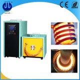 低価格の熱い金属の鍛造材の誘導加熱機械80kw