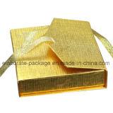 Горяч-Продавать коробку упаковки ювелирных изделий Handmade картона малую