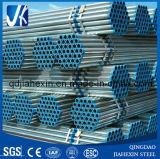 Tubo redondo de aço galvanizado para construir a estrutura da estufa T235/T345