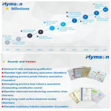CNC Hymson Equipos de corte láser de fibra de Acero Inoxidable