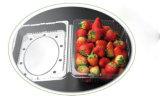 1000g 딸기 처분할 수 있는 투명한 과일 상자