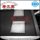 De Plaat van het Gaspedaal van de Klep van het Carbide van het wolfram met Rang Yl10.2