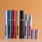 frascos portáteis dos cosméticos do frasco do curso do mini perfume 5ml