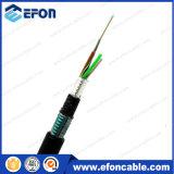 4 Kabel van de Buis Fibra van de kern de Waterdichte Optische