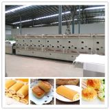 Fabbricazione di secchezza elettrica del forno a tunnel di cottura del gas di Saiheng