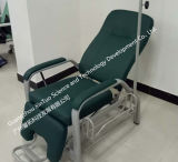 Silla de descanso de la flebotomía de la silla de la donación de sangre de la silla de la infusión de la ISO del Ce