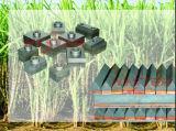 Snedes van de Ontvezelmachine van het Carbide van het Chromium van het suikerriet de Bimetaal