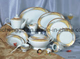 Metalizzazione Vacuum Coating Machine per Tableware
