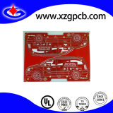 4 laag 2.4mm de Automobiele Naakte Afgedrukte Raad van de Kring met ENIG
