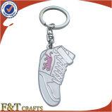 中国メーカーはカスタム設計する3Dスニーカーのヨルダンの靴Keychain (FTKC1814A)を