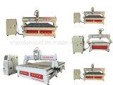 Hölzerne CNC-Fräser-Maschine für Möbel und Meble