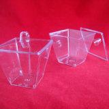 [بّ/بس] فنجان بلاستيكيّة مستهلكة فنجان عقدة فنجان مع غطاء