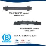 K3 Cerato 2014 кронштейн переднего бампера 86530-A7000