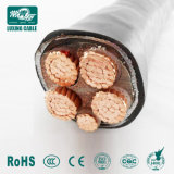 0.6/1kv 4 X 95mm de Kabels van de Macht Cu/XLPE/Sta/PVC