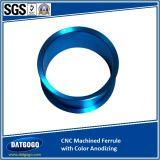 Разрешение подвергая механической обработке центра CNC Bush алюминия 6061