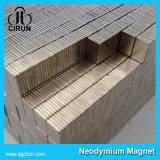 Piccolo magnete del neodimio del blocchetto della barra 12*5*1 per il contenitore di regalo
