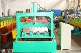 Metallstift und Spur-Rolle, die Maschine bildet
