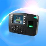 GPRS (TFT600/GPRS)の指紋の時間出席
