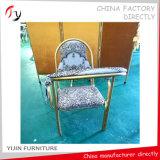 도매 현대 황금 강철 색칠 고품질 사원 가구 회교도 의자 (MC-2)