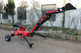 Ce качества Китая Backhoe нефти 9HP ATV самого лучшего Approved Towable