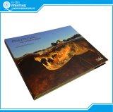 Impressão de alta qualidade Livro de fotos de paisagem de capa dura