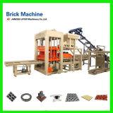Bloco Full-Automatic do Paver de Concerte que faz a máquina