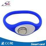Wristband blu di Ibutton di colore con TM1990A-F5