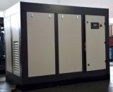 Compressor com deslocamento variável e os compressores de vários estágios