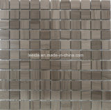 正方形のPolished Marble MosaicおよびBathroomおよびSwimming PoolのためのMosaic Tiles