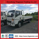 Caminhão da carga de Sinotruk mini para a venda