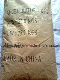 Best-seller 25kg/Bag Acelerador de Borracha