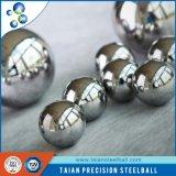 Rolamento de crómio 2,5 polegadas a Esfera de Aço Inoxidável