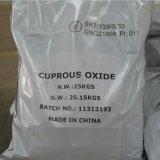 Buque Antiflouling pintura utilizar óxido cuproso rojo Cu2O 98%