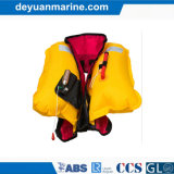 A segurança marítima coletes 275n Manual e Automático de Neoprene coletes de salvação insufláveis com bom preço